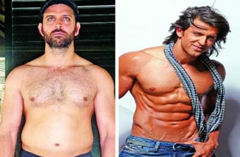 Hrithik Roshan Body Building Tips