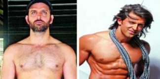 Hrithik Roshan bodybuilding