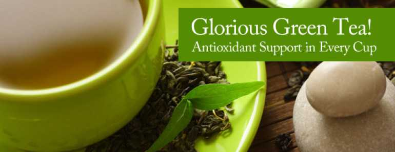 Green Tea Antioxidant
