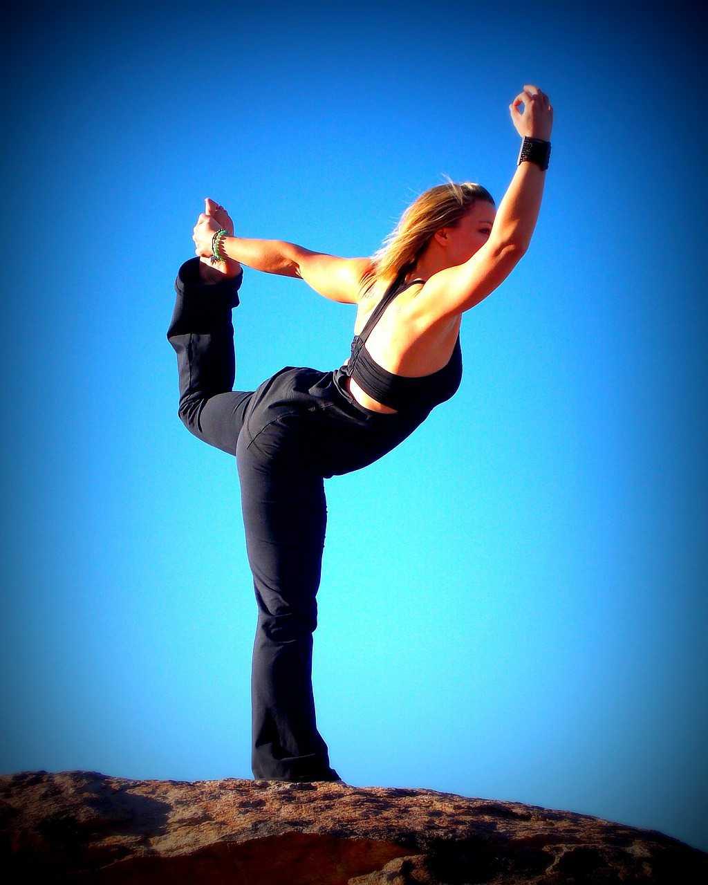 Standing Yoga Asanas