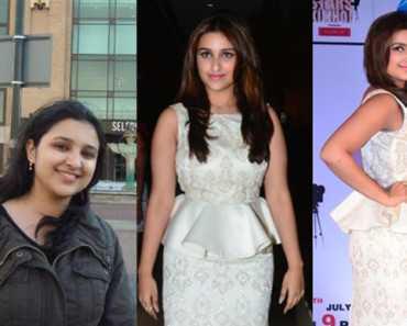 Bollywood Indian Actresses List Fat to Fit