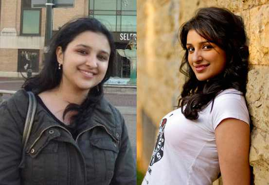 Pareeneti Chopra Fat to Fit Actress