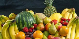 Fruits for Preventing Hair Loss