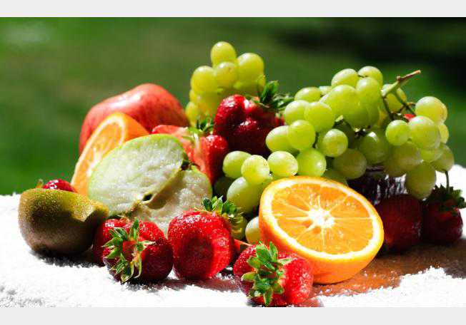 Fruits Healthy Hair