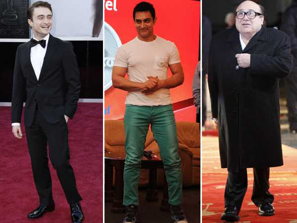 Short Male Actors