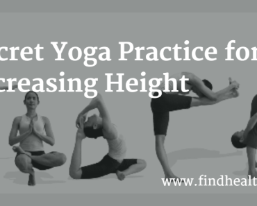 Yoga for Increasing Height