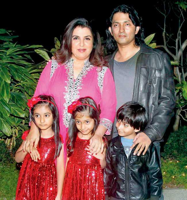 Farah Khan-Shirish Kundra IVF