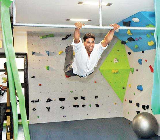 akshay kumar fitness secrets