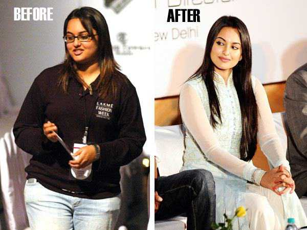 Sonakshi Sinha Weight Loss