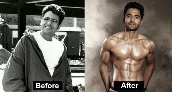 Jackky Bhagnani Fat to Fit