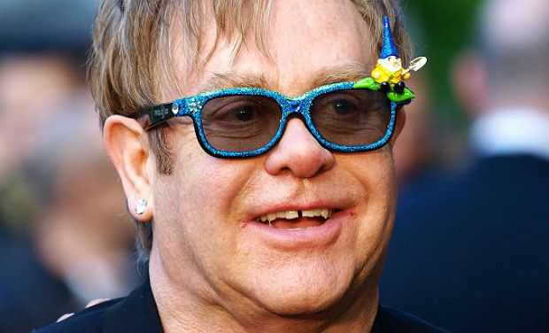 elton john drug addiction