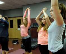 start yoga at right age