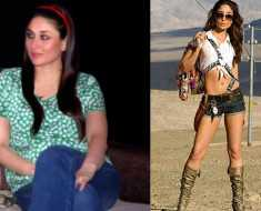 kareena zero figure