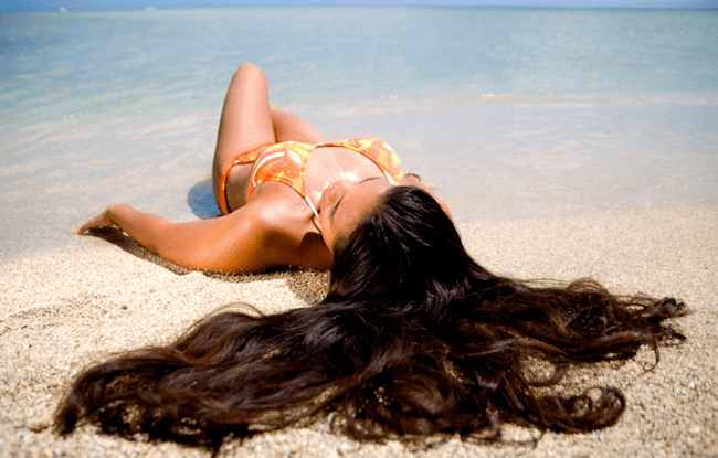 summer hair care tips