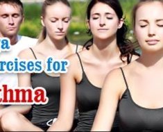 yoga techniques for asthma