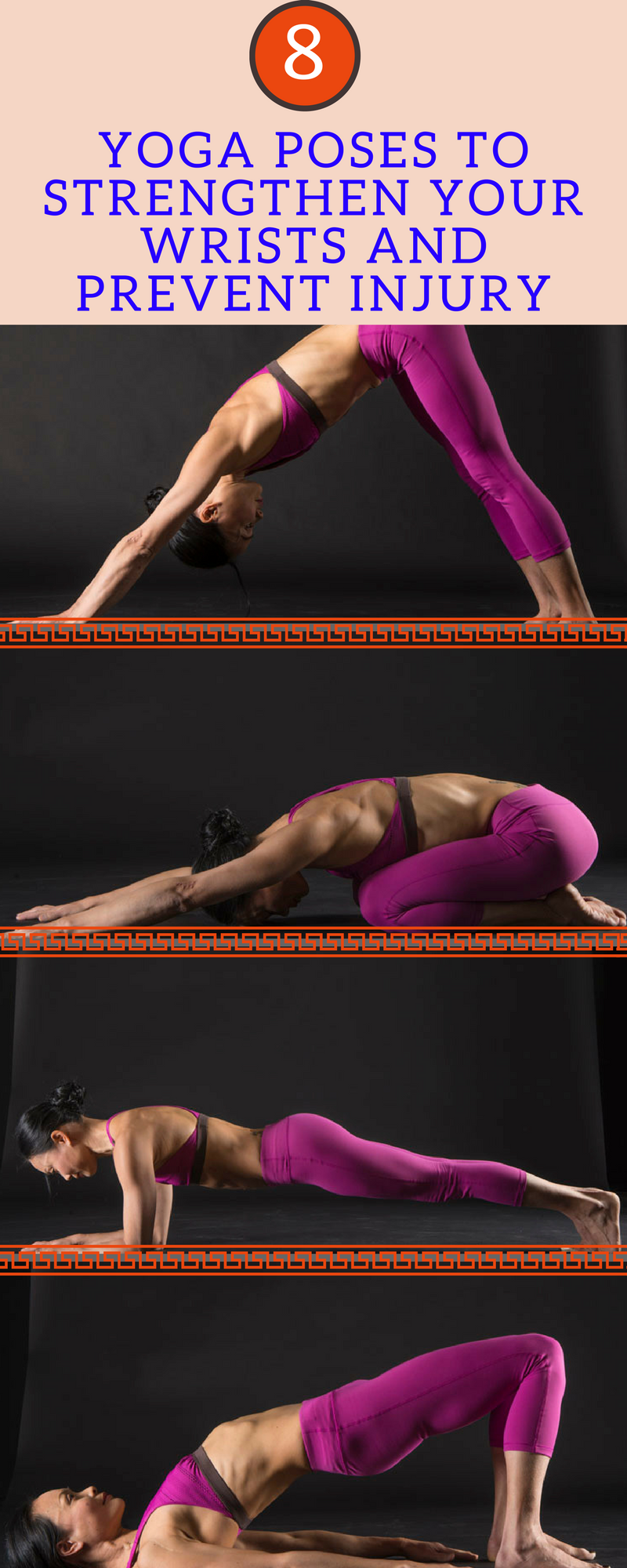 yoga poses to strenghten your wrist