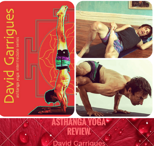 Ashtanga Yoga DVD review with David Garrigues
