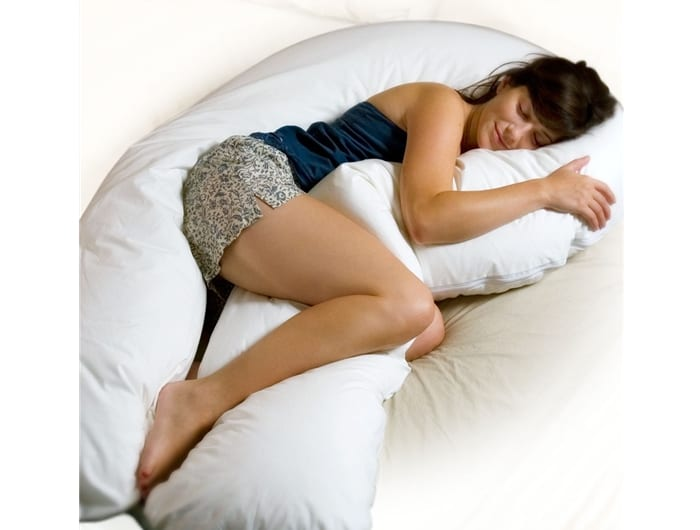 Comfort- U Total Body Maternity Pillow
