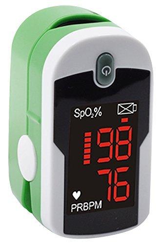 Concord Emerald Fingertip Pulse Oximeter Review