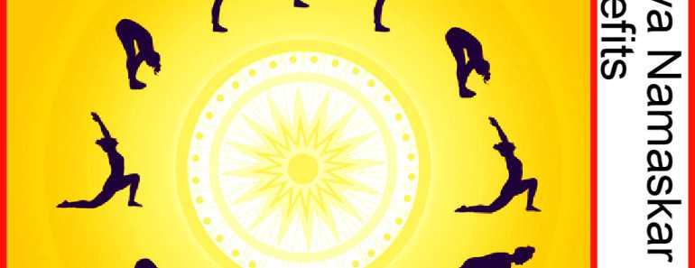 Surya Namaskar Benefits in Weight Loss, improve memory, digestion system, balanced hormonal level, and enhance body immunity