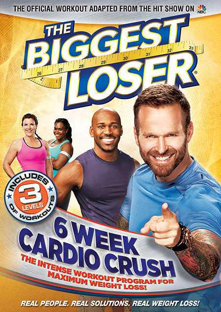 biggest loser workout dvd