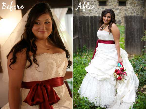 Bride Before Wedding Weight Loss Tips