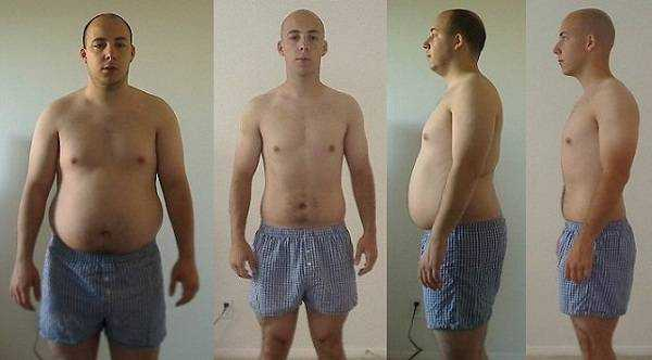 fat loss formula for men