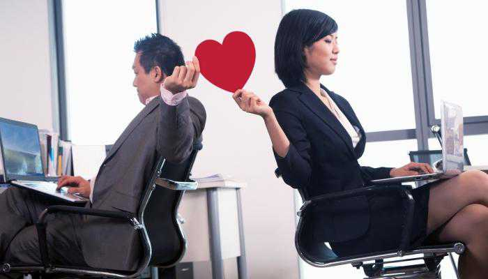 office romance and dating with your junior