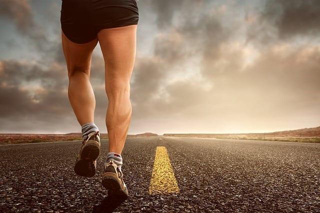 running everyday benefits