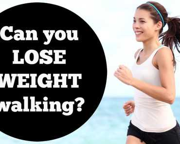 weight loss walking daily