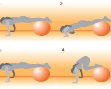 ball workouts exercises
