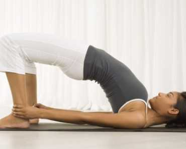 bridge pose health benefits
