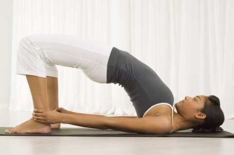 bridge pose health benefits