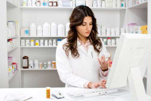 pharmacies computer use