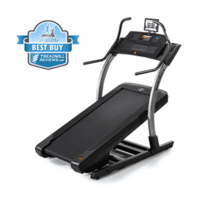 NordicTrack X9i treadmill