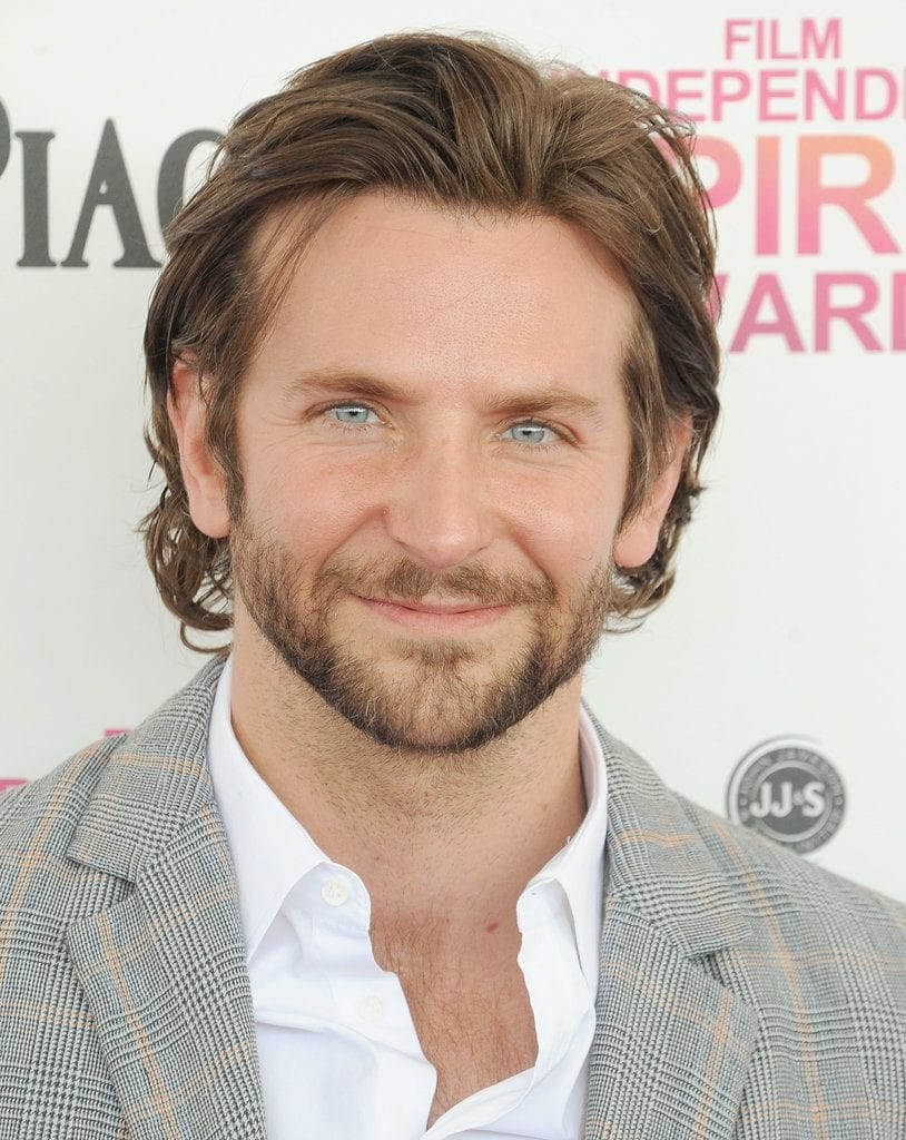 Bradley Cooper Light brown