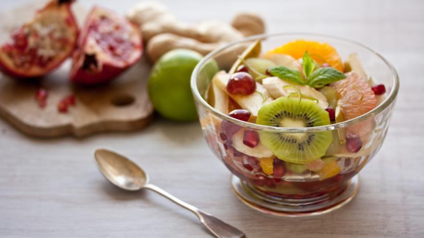Fluid Fruit Salad