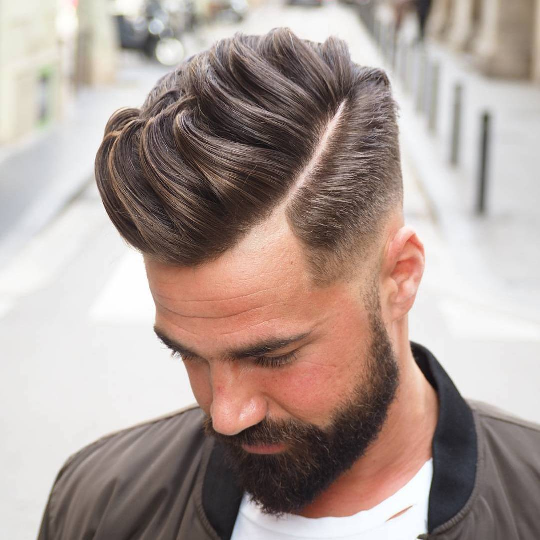 Top 10 Hair Color For Men In United States - Find Health Tips