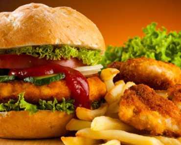 healthy burger is a myth ?