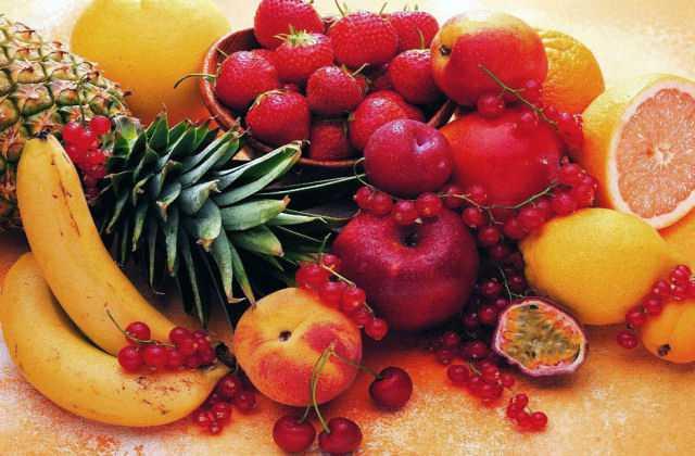 Vitamins Diet Rich