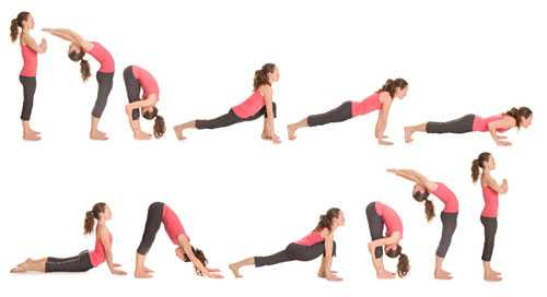 practice yoga asanas to increase height
