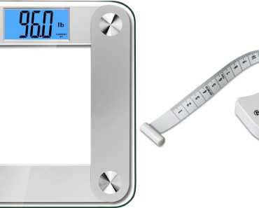 BalanceFrom High Accuracy Bathroom Scale