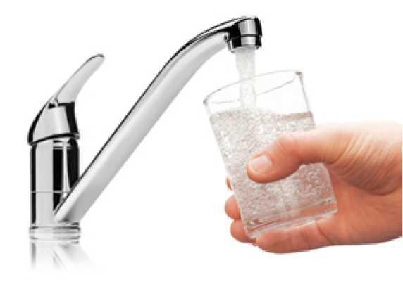 Plain water