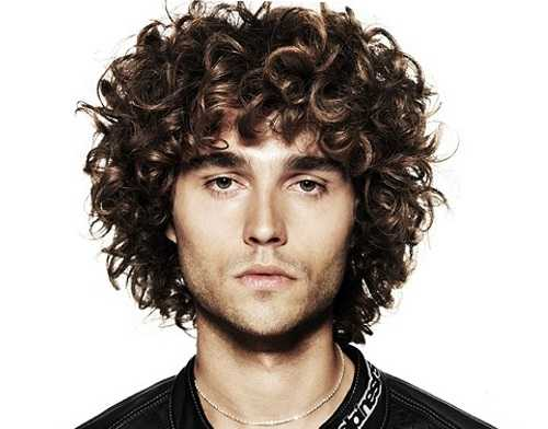 How To Comb Curly Hair Men Find Health Tips