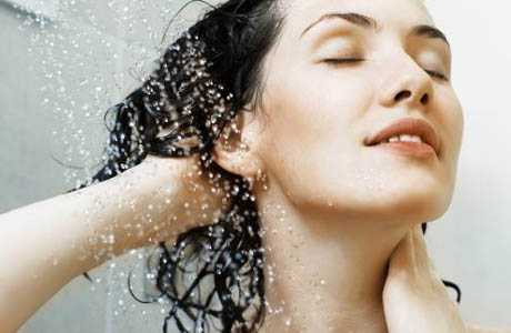 Wash Your Hair without Shampoo