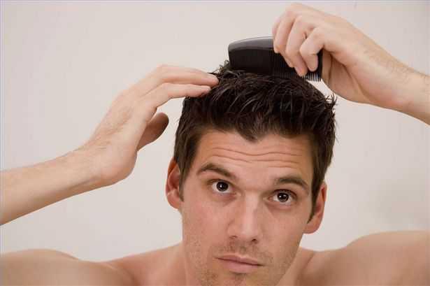 Comb Hair