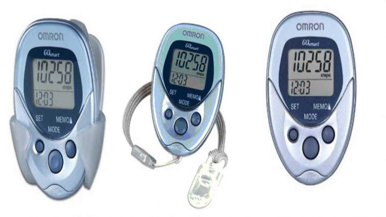 Digital Pocket Pedometer