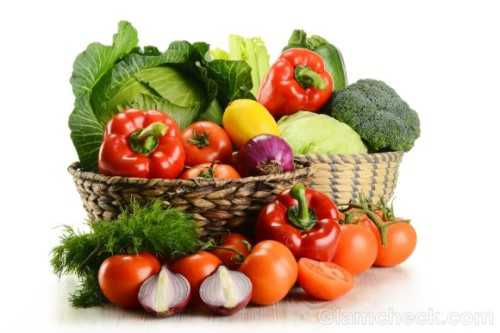 Health Benefits of Vegetarian Diet