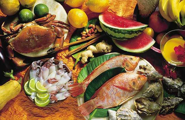Vegetarian diet may cut colon cancer risk find health tips for Can vegetarians eat fish