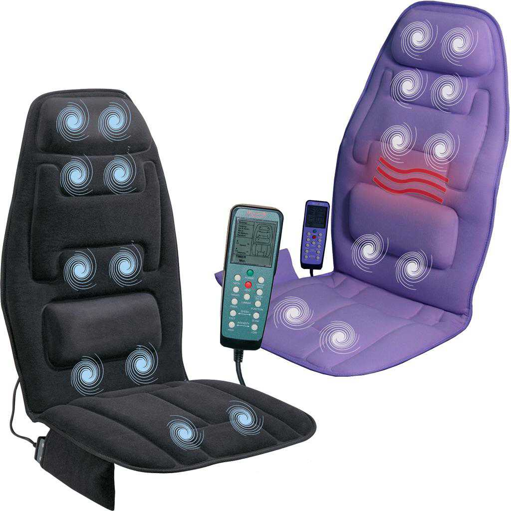 Comfort Products 10-Motor Back Massagers